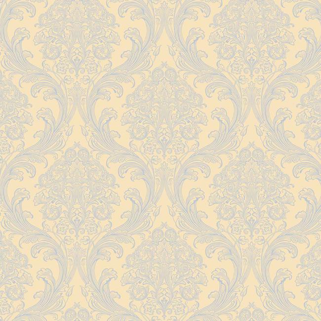 Американские обои York,  коллекция Ashford House - Gentle Manor, артикулGG4750