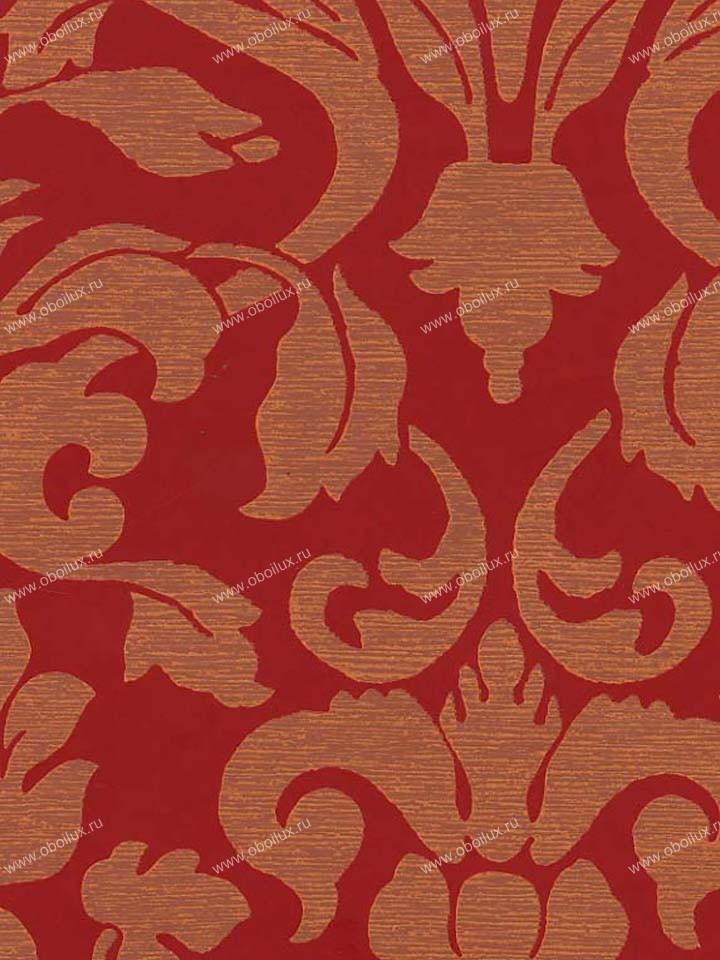Американские обои Stroheim,  коллекция Color Gallery Crimson, артикул8281E0333