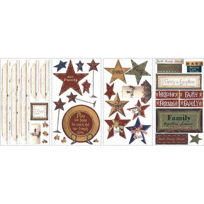 Американские обои York,  коллекция Hearts and Crafts III, артикулRMK1568SCSCB