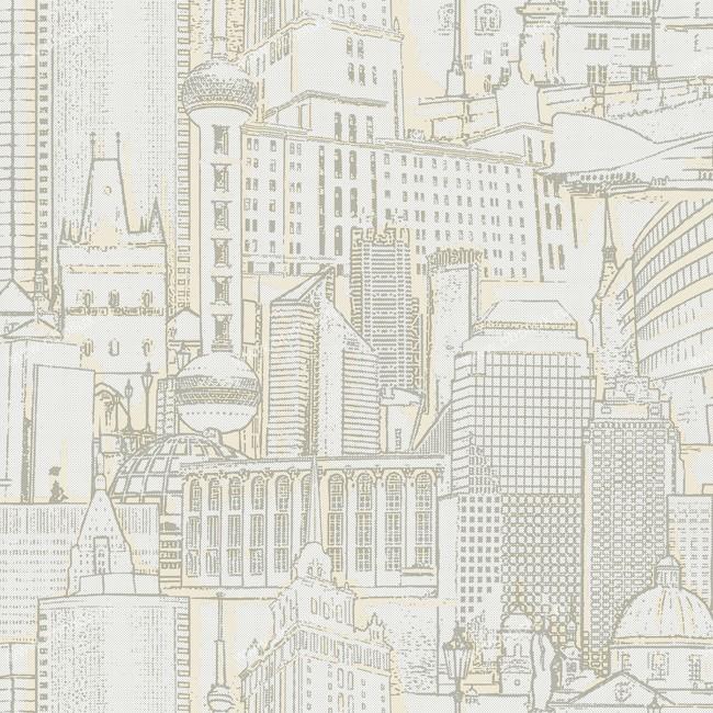 Американские обои York,  коллекция Risky Business, артикулRB4210