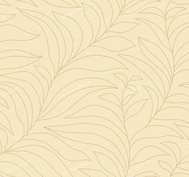 Американские обои York,  коллекция Ronald Redding - Silver Leaf, артикулPM9264