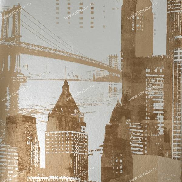Американские обои Studio 465,  коллекция New York, артикулNY90003