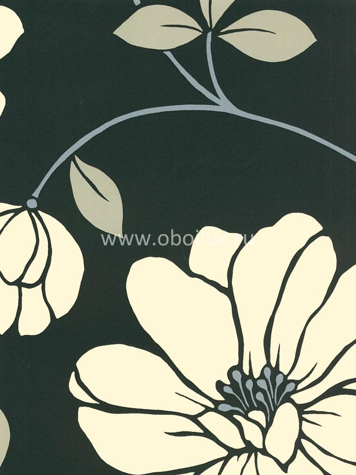 Канадские обои Blue Mountain,  коллекция Black, артикулBC1582122