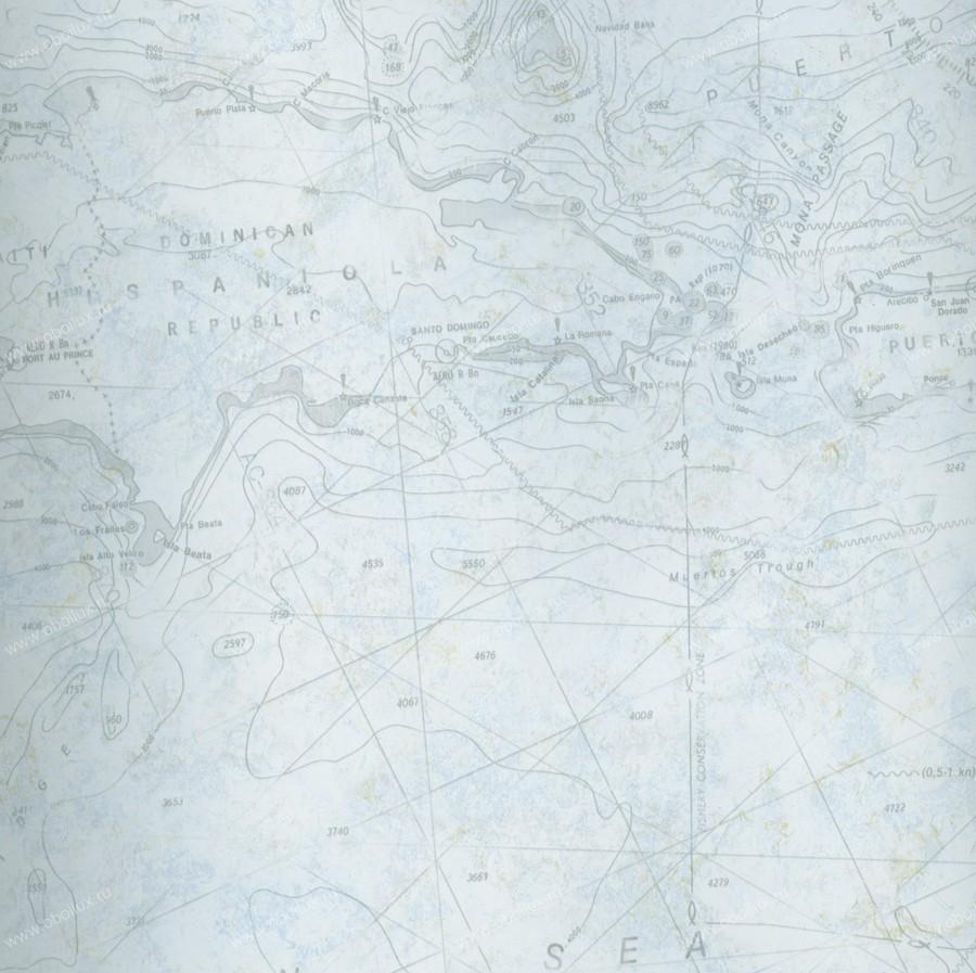 Американские обои Chesapeake,  коллекция Coastal Waters Volume II, артикулCT16174