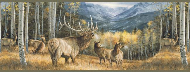 Американские обои York,  коллекция Lake Forest Lodge, артикулWG0462BD