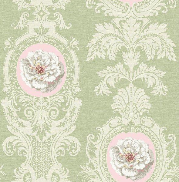 Американские обои Wallquest,  коллекция English Rose, артикулEN10604