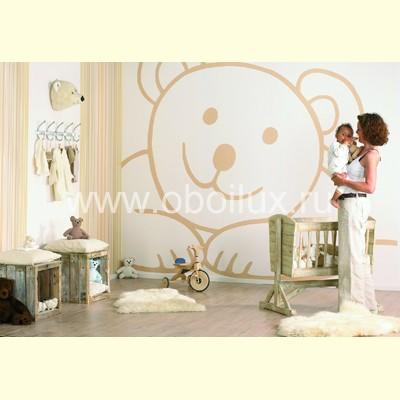 Обои  Eijffinger,  коллекция Wallpower For Kids, артикул350203