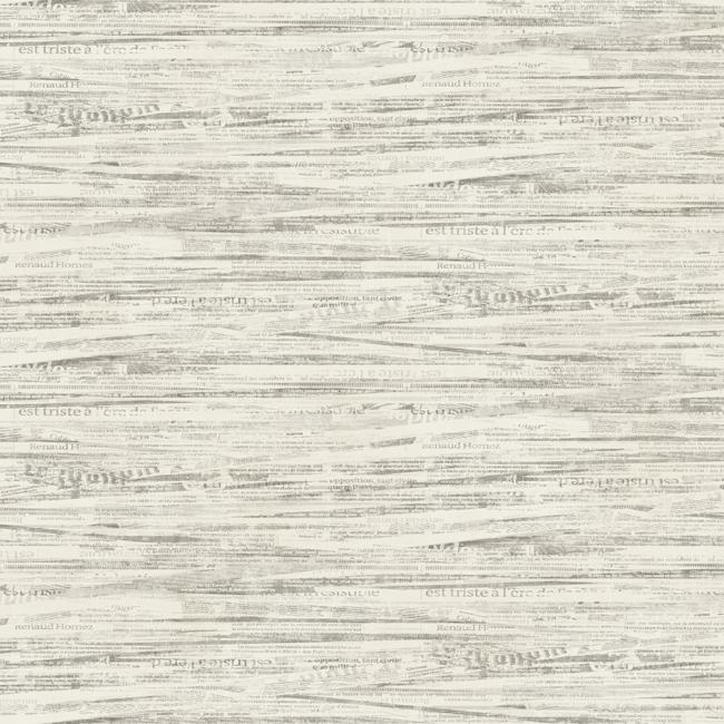 Американские обои York,  коллекция Ashford House - Black and White, артикулAB2178