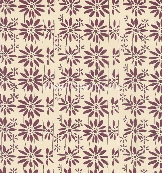 Английские обои The art of wallpaper,  коллекция Stripes Daisy Lace, артикулaow-dai-05