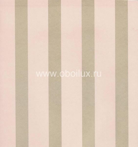 Английские обои The art of wallpaper,  коллекция Stripes Daisy Lace, артикулaow-nst-05