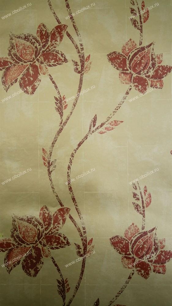 Английские обои Nina Campbell,  коллекция Wallpaper Album III, артикулNCW4015-06