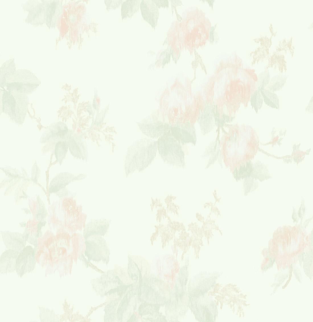Американские обои Wallquest,  коллекция Watercolor Florals, артикулMF21214