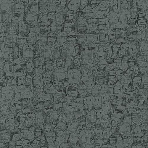 Испанские обои Tres Tintas,  коллекция 9 silvas de Mariscal, артикул1995-4