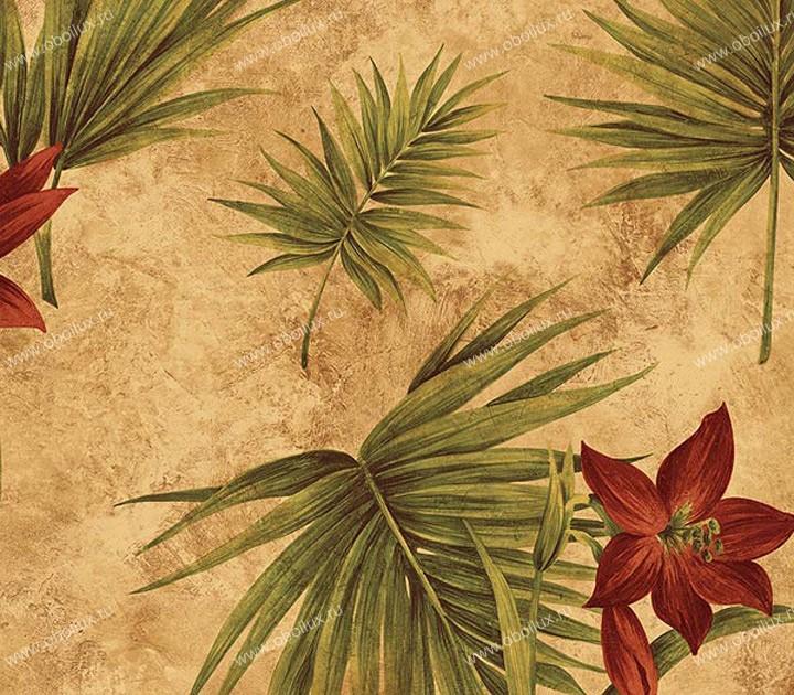 Американские обои Chesapeake,  коллекция Natural Living, артикулNL58011