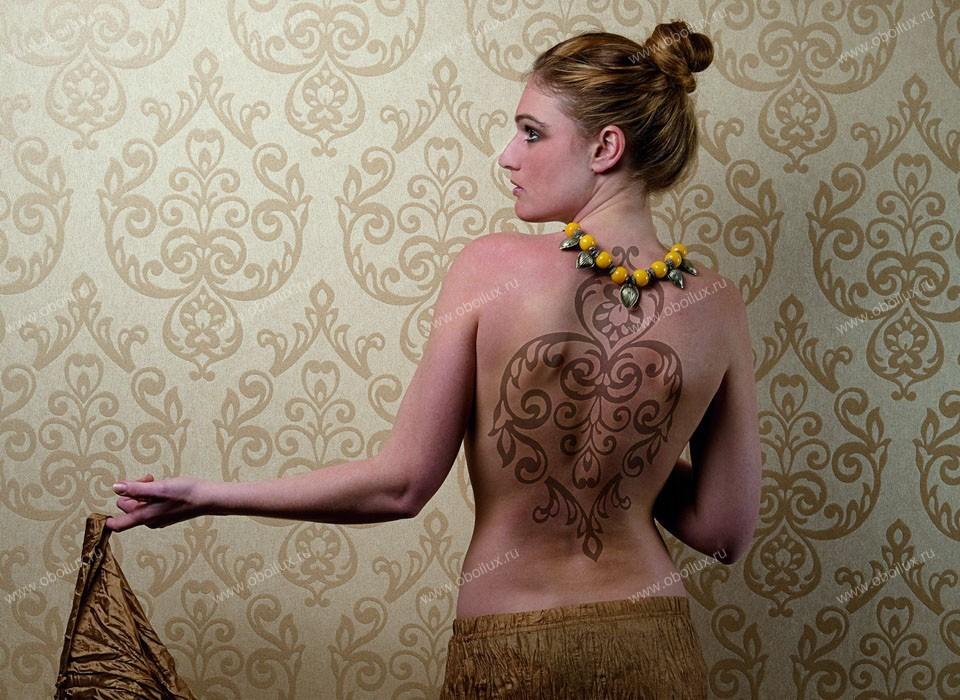 Итальянские обои Italreflexes,  коллекция Tattoo, артикул55106