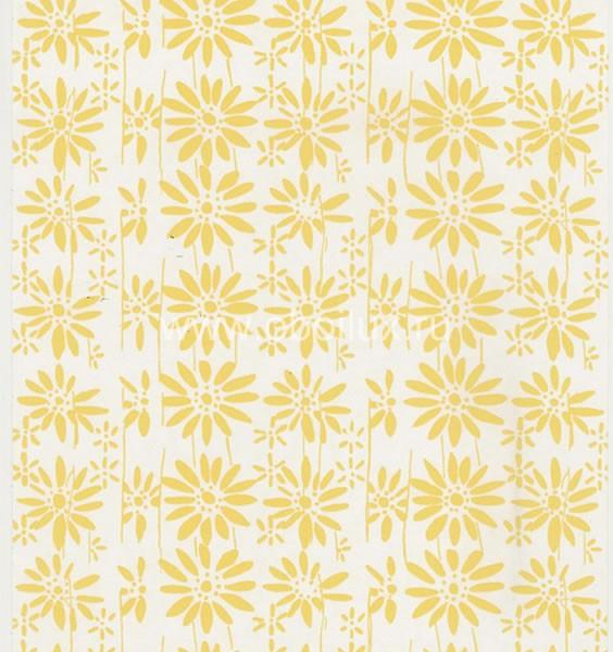 Английские обои The art of wallpaper,  коллекция Stripes Daisy Lace, артикулaow-dai-19