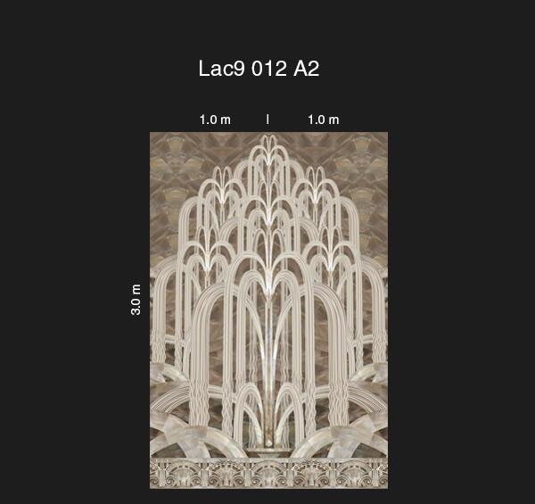 Российские обои Loymina,  коллекция Lac Deco, артикулLAC9-012-A2
