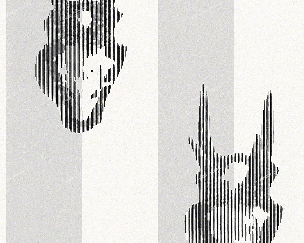 Немецкие обои A. S. Creation,  коллекция Lars Contzen Matrics, артикул94396-3