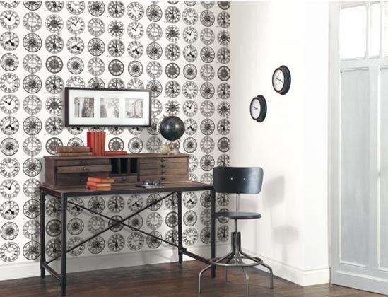 Французские обои Caselio,  коллекция Black & White, артикулBTW61089919