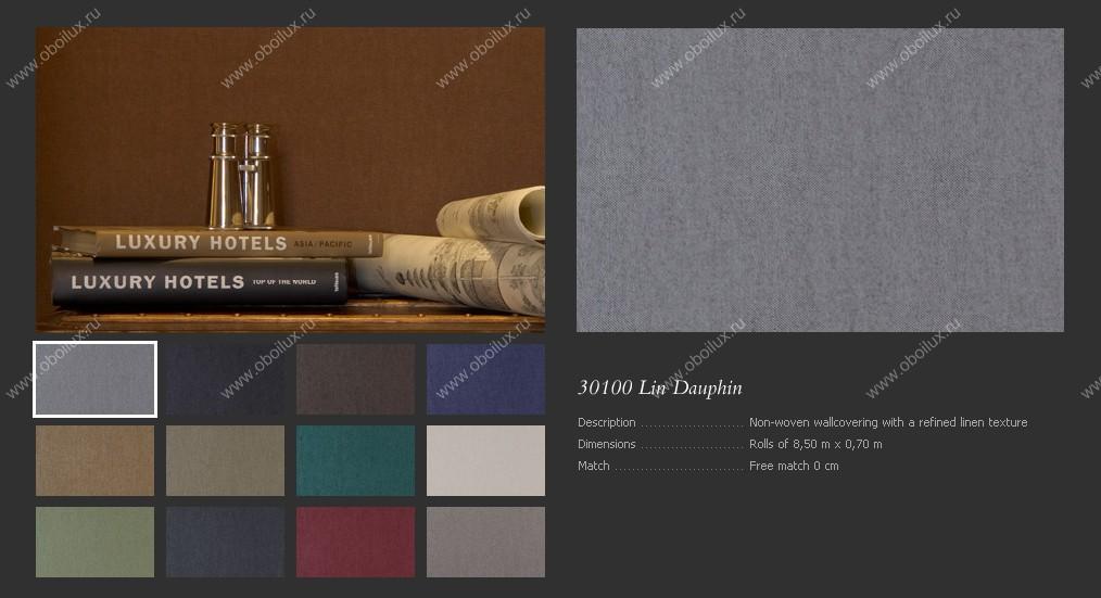 Бельгийские обои Arte,  коллекция Flamant Suite II, артикул30100