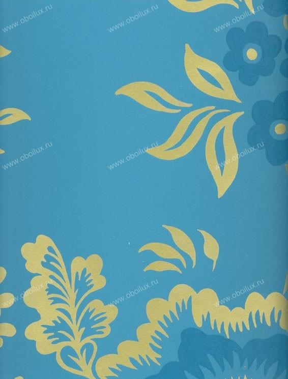 Английские обои Designers guild,  коллекция Amalienborg, артикулP476/10
