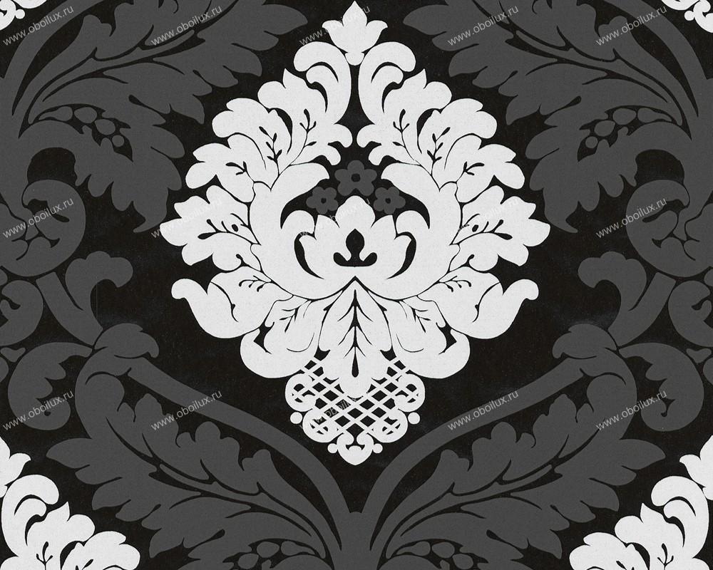Немецкие обои A. S. Creation,  коллекция Black & White 2, артикул5543-14