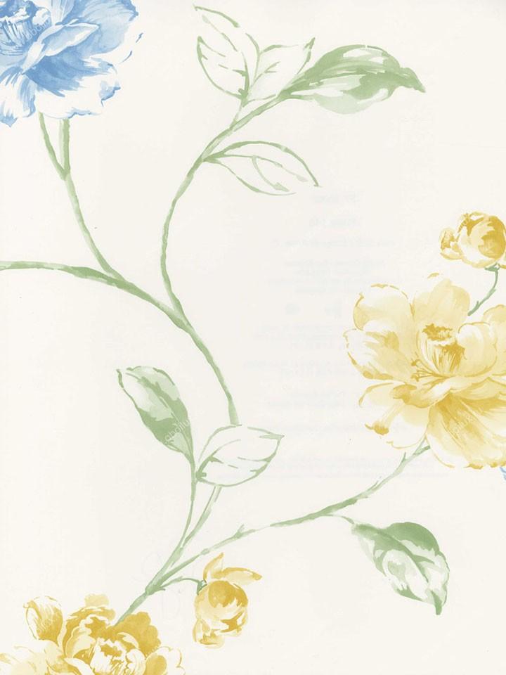 Американские обои Wallquest,  коллекция Fresh Floral, артикулFF90902