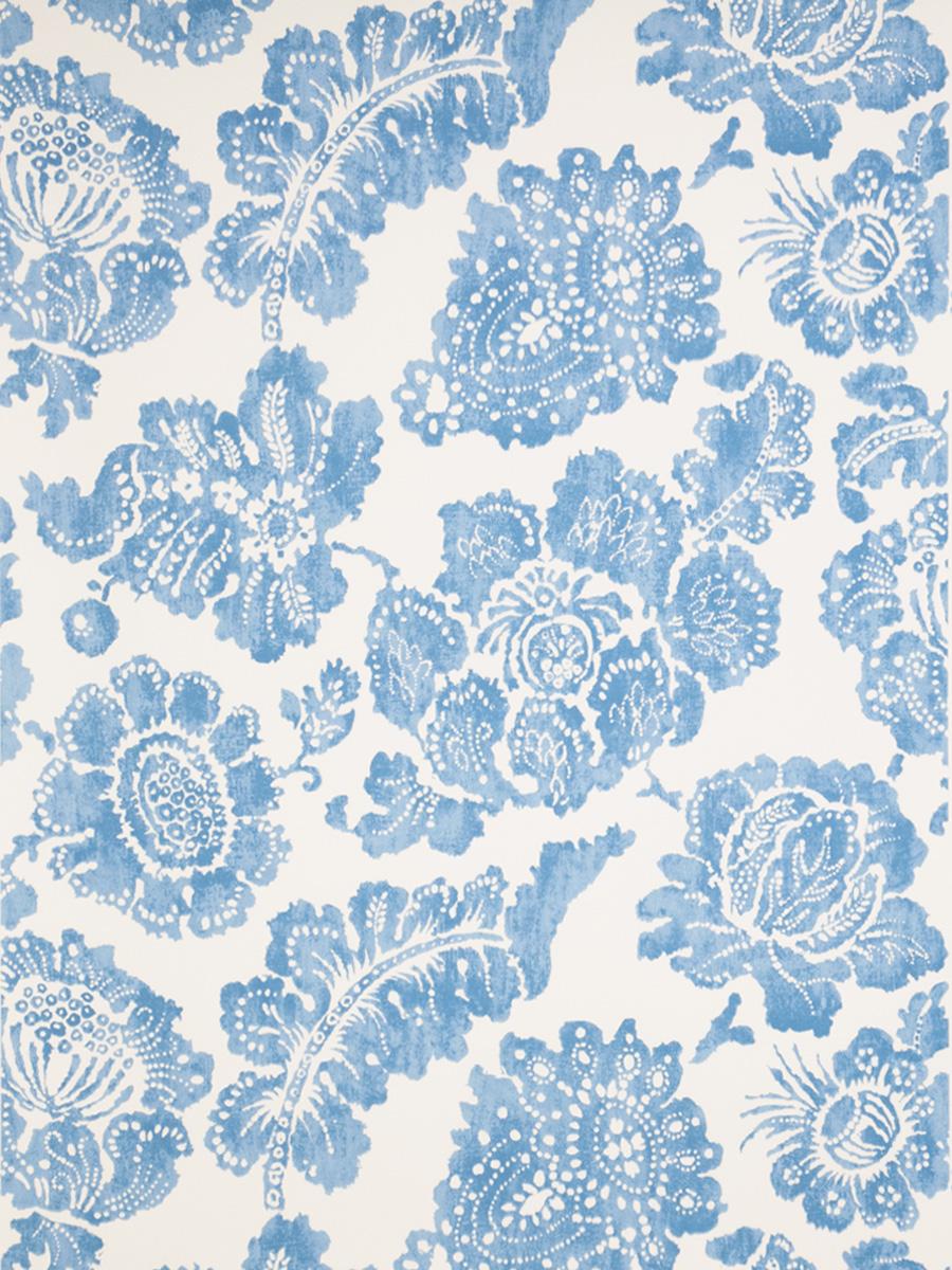 Американские обои Stroheim,  коллекция Blue & White, артикул6021601