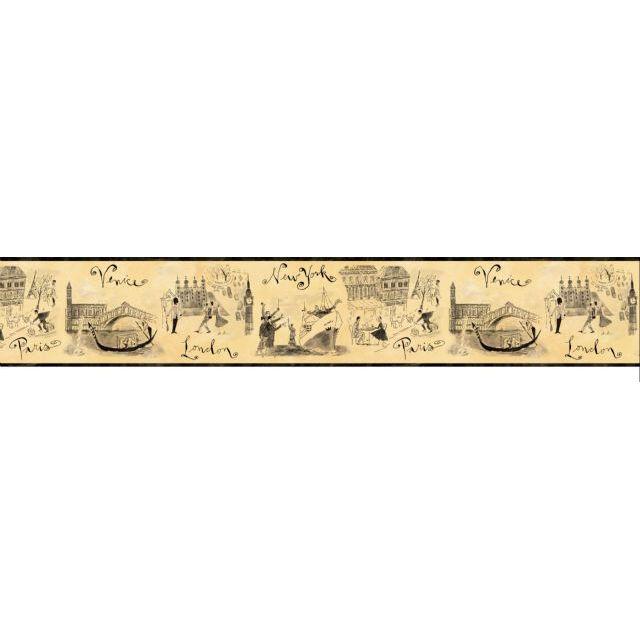 Американские обои Chesapeake,  коллекция Kitchen & Bath Essentials, артикулKBE65162B