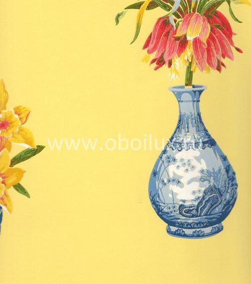 Американские обои York,  коллекция Antonina Vella - Botanica, артикулVB6726