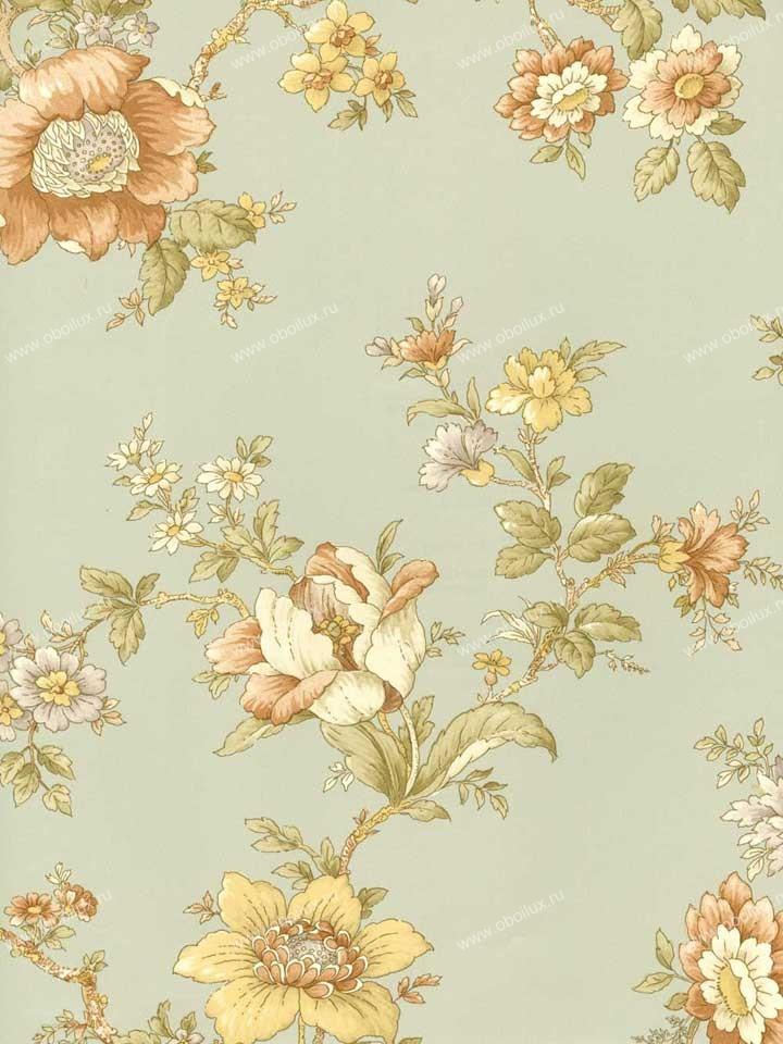 Американские обои Brewster,  коллекция Madison Florals, артикул282-64015