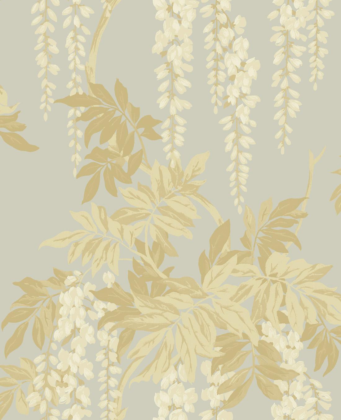 Американские обои Wallquest,  коллекция Watercolor Florals, артикулMF20107