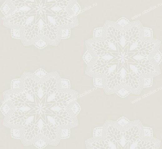 Французские обои Casadeco,  коллекция So White, артикулSWH18450118
