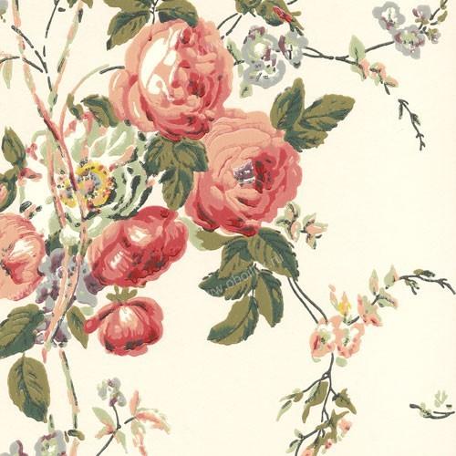 Английские обои GP & J Baker ,  коллекция Oleander, артикулBW45022-4