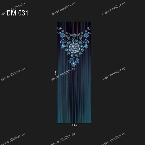 Российские обои Loymina,  коллекция Illusion, артикулDM-031