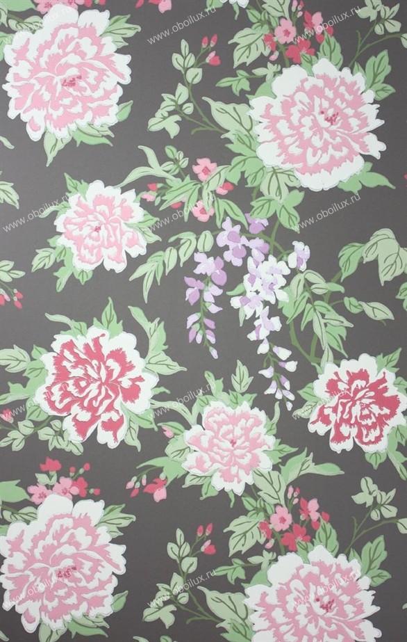 Английские обои Osborne & Little,  коллекция Persian Garden, артикулW6492-06