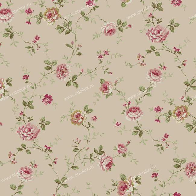 Американские обои York,  коллекция Roses, артикулPN0412