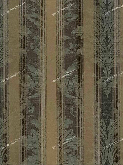 Американские обои Chesapeake,  коллекция Damasks Stripes, артикулDS71426