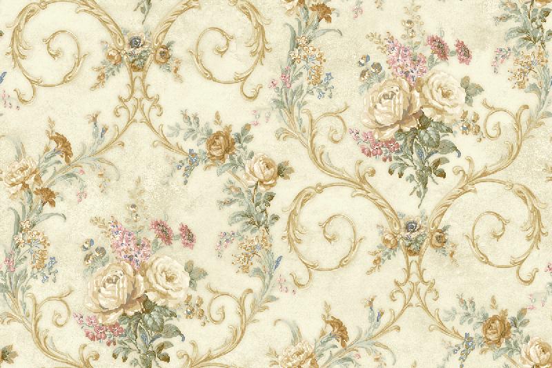 Американские обои Wallquest,  коллекция The Hampton House, артикулSM70403