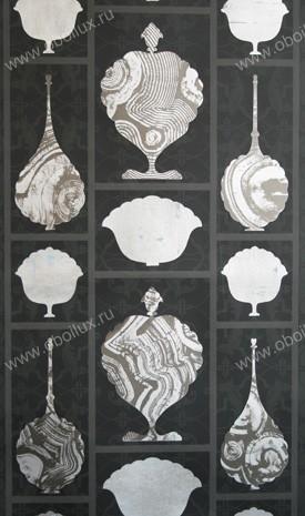 Английские обои Osborne & Little,  коллекция Sariskar, артикулW6020-06