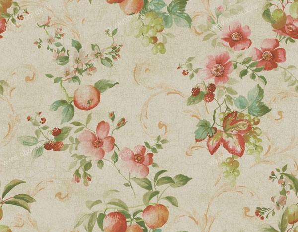Американские обои Seabrook,  коллекция Le Jardin, артикулLJ81203