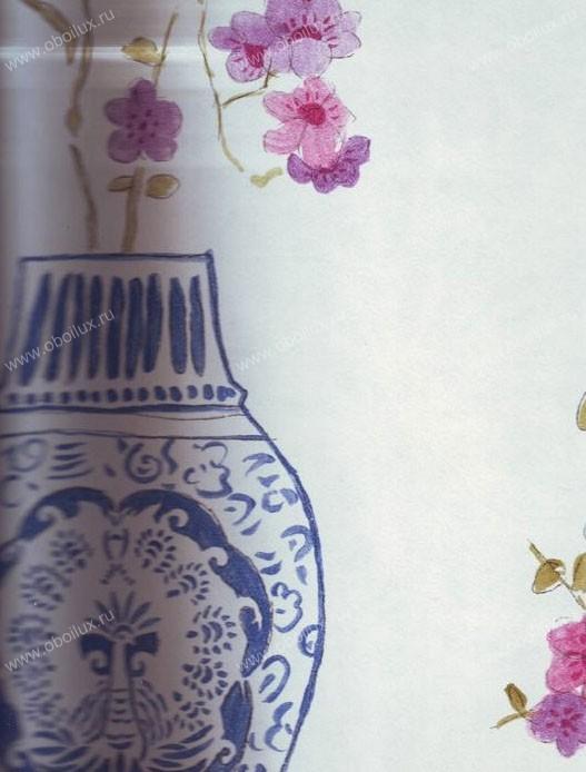 Английские обои Designers guild,  коллекция Bukhara, артикулP430/01