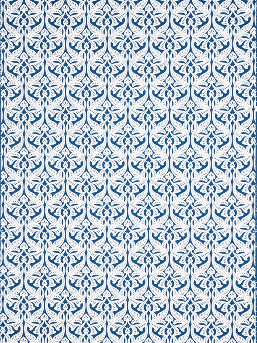 Американские обои Stroheim,  коллекция Blue & White, артикул6021902