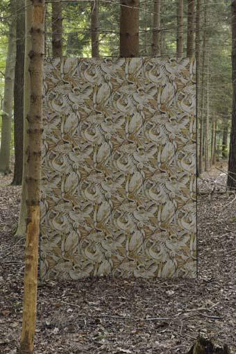 Бельгийские обои Hookedonwalls,  коллекция Secret Garden, артикул46053