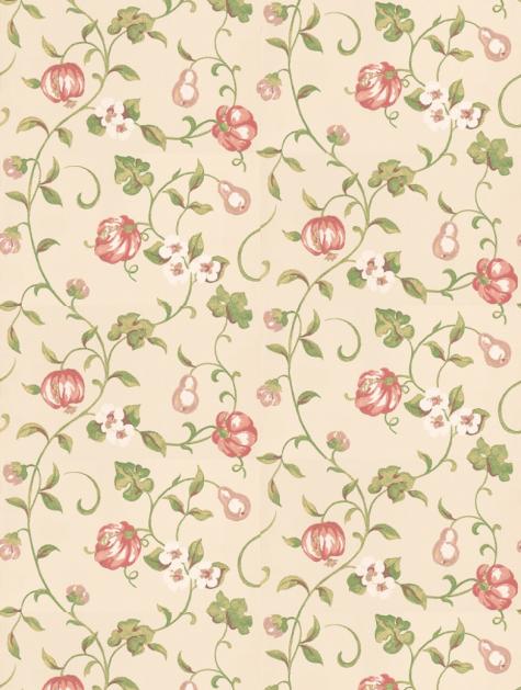 Английские обои Sanderson,  коллекция Wallpapers from a Painters Garden, артикулDAPGPO103