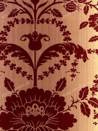 Английские обои Zoffany,  коллекция Strie Damask, артикулSDA03006
