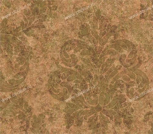 Американские обои Chesapeake,  коллекция Damasks Stripes, артикулQT19163L