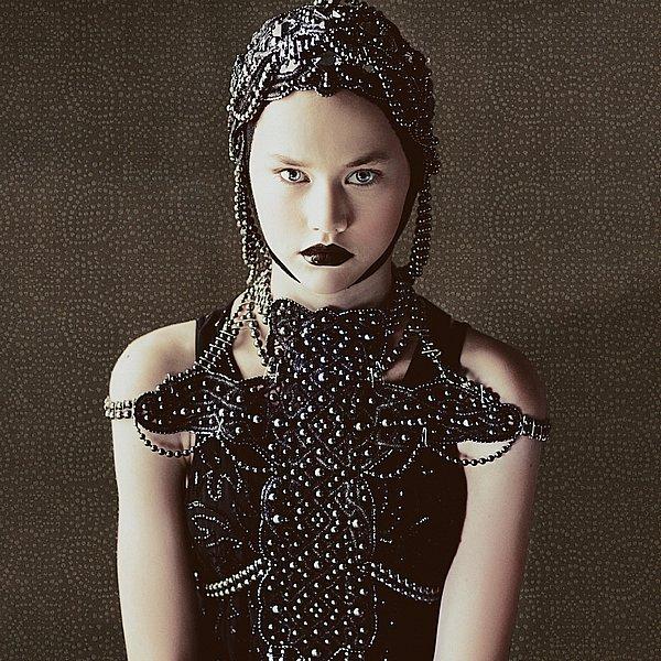 Бельгийские обои Tiffany Designs,  коллекция Drops, артикулdr27