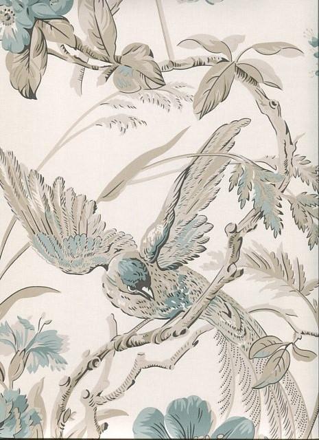 Американские обои Fresco,  коллекция Somerset House, артикул2668-21530