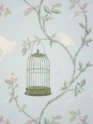Английские обои Nina Campbell,  коллекция Wallpaper Album III, артикулNCW3770-03